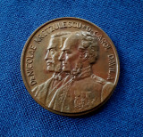 Medalie Medicina - Dr. Carol Davila - Dr. N. Kretzulescu