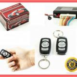 Modul Inchidere Centralizata Auto Universal cu 2 Telecomenzi Alarma Confort 004