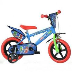 Bicicleta copii Dino Bikes 12 PJ Masks