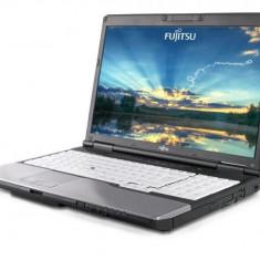 Laptop Fujitsu LifeBook E752, Intel Core i7 Gen 3 3632QM 2.2 GHz, 8 GB DDR3, 500 GB HDD SATA, DVD-ROM, Card Reader, Display 15.6inch 1600 by 900 - Laptop Fujitsu-Siemens