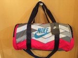 Geanta Fitness GYM Nike Raceday Medium Duffel 100% Original !, Geanta sport, Microfibra