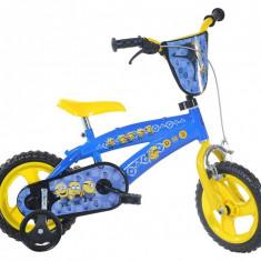 Bicicleta copii Dino Bikes 12 Minions