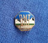 Insigna O.N.T. - Carpati - turism