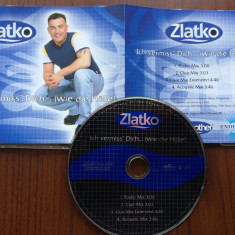 Zlatko ich vermiss dich wie die hoelle cd disc maxi single muzica euro pop dance - Muzica Pop BMG rec