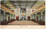 CPI B 10229 CARTE POSTALA - HERKULESFURDO. BAILE HERCULANE, 1911, Circulata, Fotografie