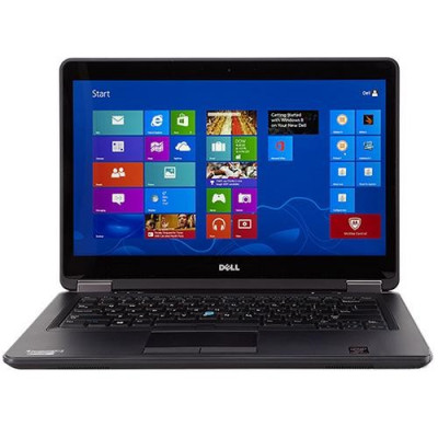 "Laptop Refurbished Dell Latitude UltraBook E7440, procesor Intel Core i7-4600U, 8GB Ram DDR3, Hard Disk 320GB, 14"" Display, Webcam, tastura Light-Qw foto"