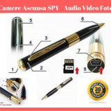 Camera SPION Ascunsa in PIX SPY  - Inregistrare Foto Video Audio