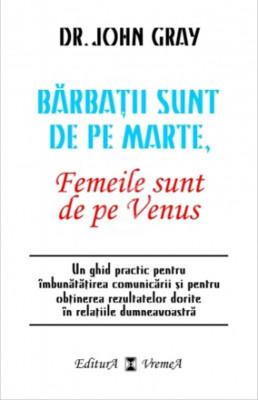 Barbatii sunt de pe Marte, femeile sunt de pe Venus foto