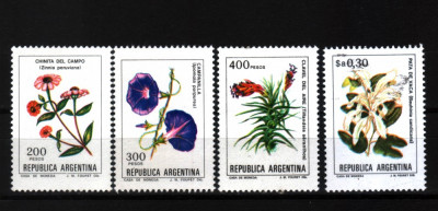 1982 argentina mi. 1558-1560 conditie perfecta foto