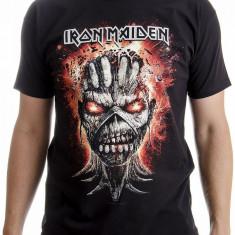 Iron Maiden: Eddie Exploding Head (tricou) - Tricou barbati