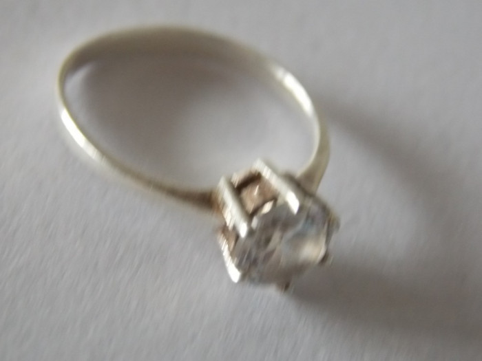 Inel argint cu zirconiu -2748