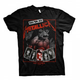 Tricou Metallica: Hell On Earth