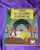 TINTIN Le sceptre d ottokar Herge Casterman  benzi desenate franceza