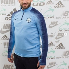 Trening FC MANCHESTER CITY model 2018 - Trening barbati, Marime: S, XL, Culoare: Din imagine, Microfibra