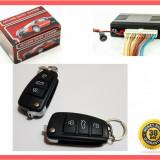 Modul Inchidere Centralizata Auto Universala cu 2 Telecomenzi Alarma Confort 011