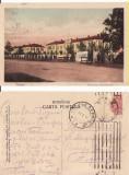 Bacau - Cazarma infanteriei- rara, Circulata, Printata