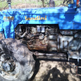 Tractor Landini DT 9500 Special + freza