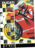 Italia Album Folder Filatelic Ducati 2008 Nou Perfect pentru colectionari
