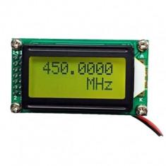 Frecventmetru digital LCD 1,1 GHz nou, sigilat !