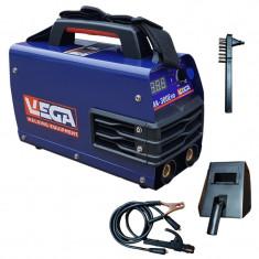 Aparat de Sudura - Invertor VEGA MMA 300 Evo, electrozi 1.6-5 - Invertor sudura