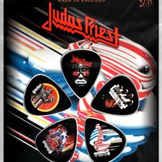 Judas Priest: Turbo (set pene chitara - 5 buc.)