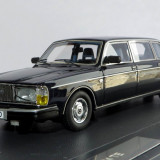 MATRIX Volvo 264 TE state limousine ( dark blue ) 1981 1:43