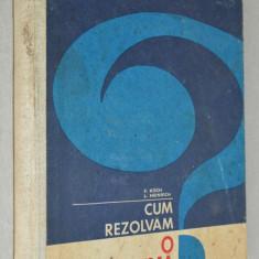 Cum rezolvam o problema de fizica 1971