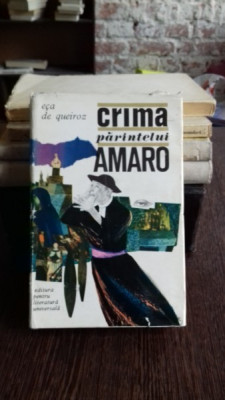 CRIMA PARINTELUI AMARO - ECA DE QUEIROZ foto