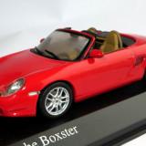 Minichamps Porsche Boxster ( red ) 2002 1:43