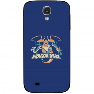 Husa Dragon Rage SAMSUNG Galaxy S4 foto