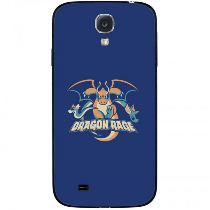 Husa Dragon Rage SAMSUNG Galaxy S4 foto mare