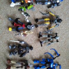 Colectie de 8 Figirine Lego + piese