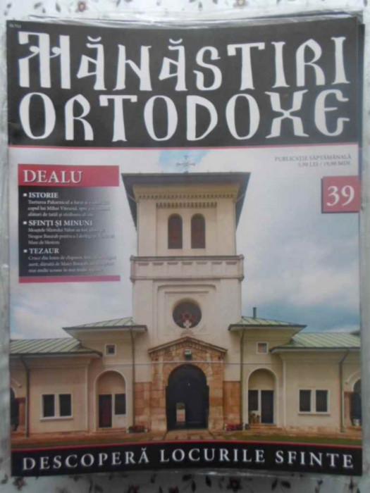 Manastiri Ortodoxe Vol.39 Dealu - Colectiv ,414736