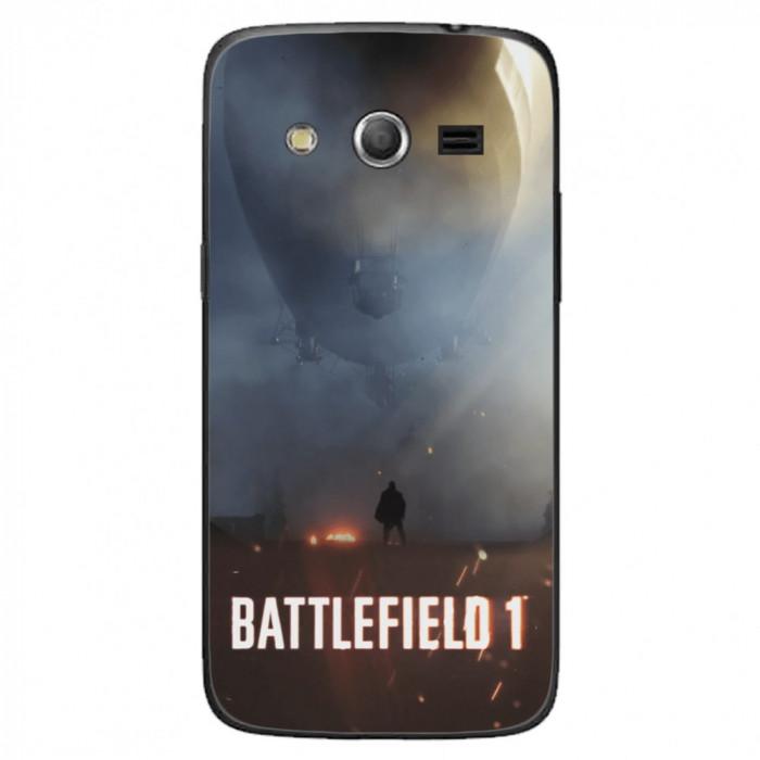 Husa Battlefield 1 SAMSUNG Galaxy Core 4g foto mare