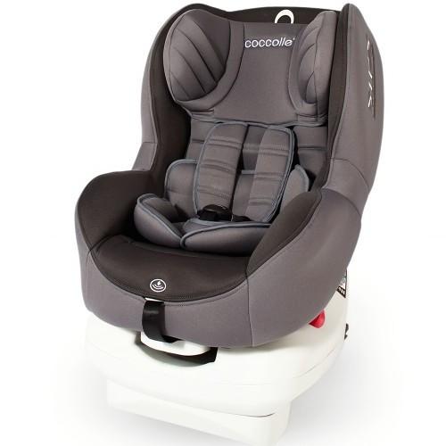 Scaun Auto MiraFix 0-18 kg Paloma Grey
