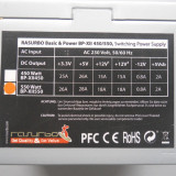 Sursa PC Rasurbo SilentPower DLP-55.1 550W., 550 Watt