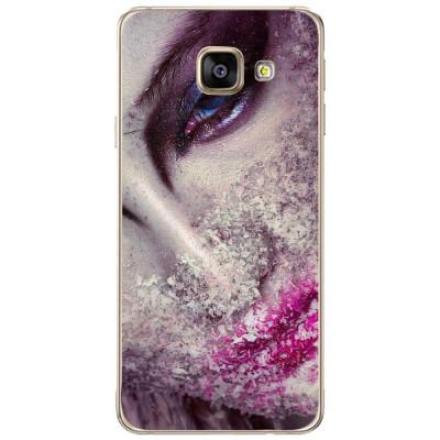 Husa Frozen Face SAMSUNG Galaxy A3 2016 foto
