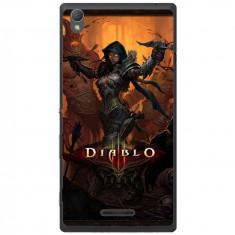 Husa Diablo Sony Xperia T3