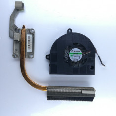 Cooler Ventilator + Radiator Racitor Heatsink Acer Aspire 5253 MF60120V1-C040