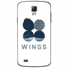 Husa Blue Wings SAMSUNG Galaxy S4 Active
