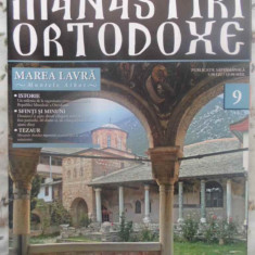 Manastiri Ortodoxe Vol.9 Marea Lavra Muntele Athos - Colectiv, 414707 - Carti ortodoxe