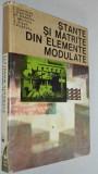 Stante si matrite din elemente modulate - 1980
