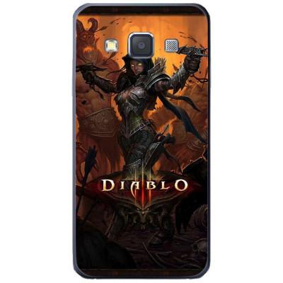 Husa Diablo SAMSUNG Galaxy A3 foto