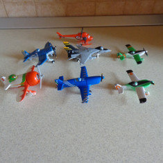 Lot Planes (Avioane) - Disney/Mattel