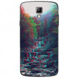 Husa Glitchy Forest SAMSUNG Galaxy S4 Active