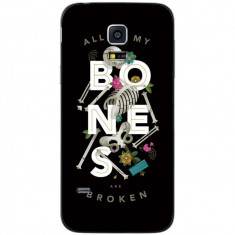 Husa Broken Bones SAMSUNG Galaxy S5 Mini