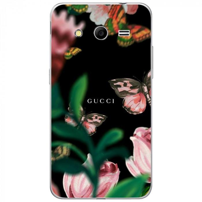 Husa Gucci Plant SAMSUNG Galaxy Core 2 foto mare