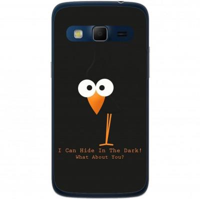 Husa Funny Crow Samsung Galaxy Express 2 G3815 foto