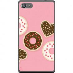 Husa Donuts Sony Xperia Z5 Compact - Husa Telefon