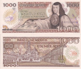 MEXIC 1.000 pesos 1985 - serie YN UNC!!!